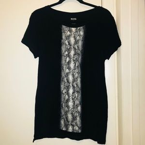 Graphic Michael Kors Tee SzL